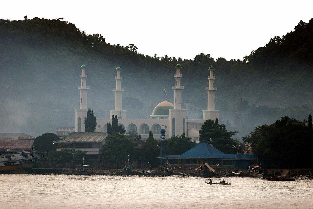 Best mosque philippines