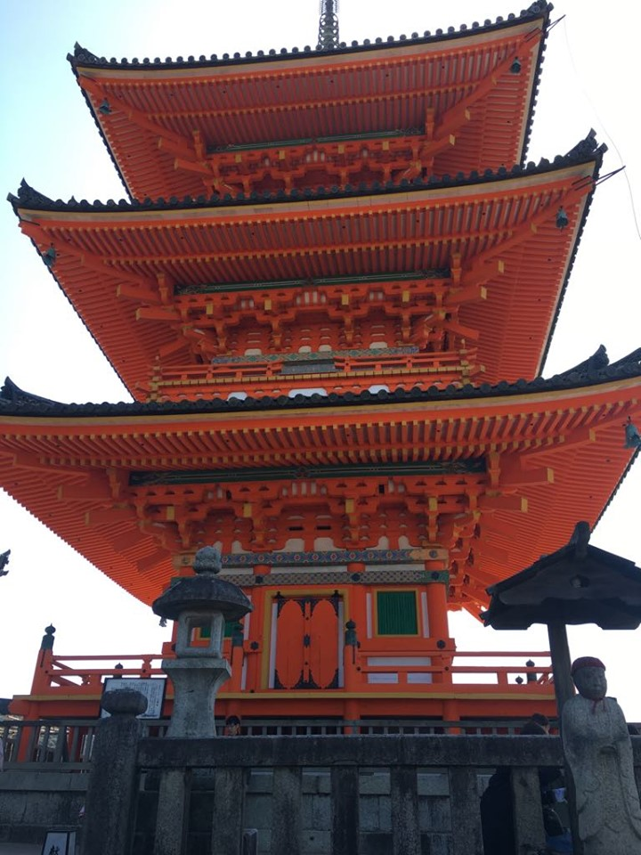 best temples to visit in Kyoto Japan