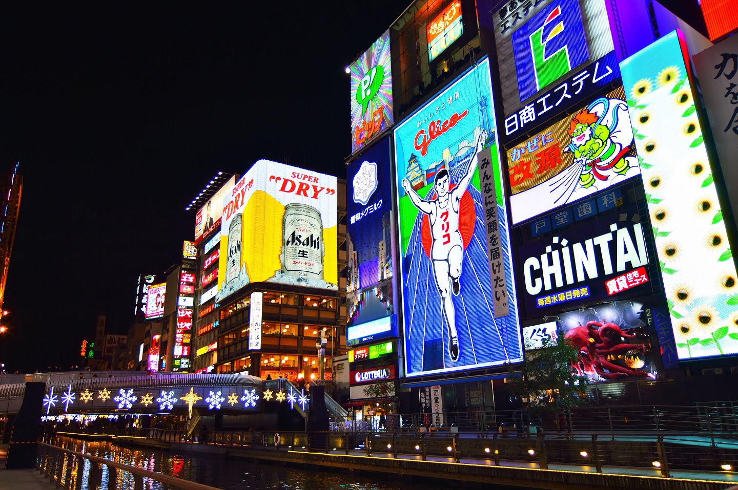 must visit places in Osaka Japan