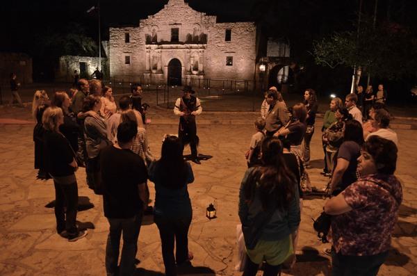 fun things to do at night in San Antonio Texas