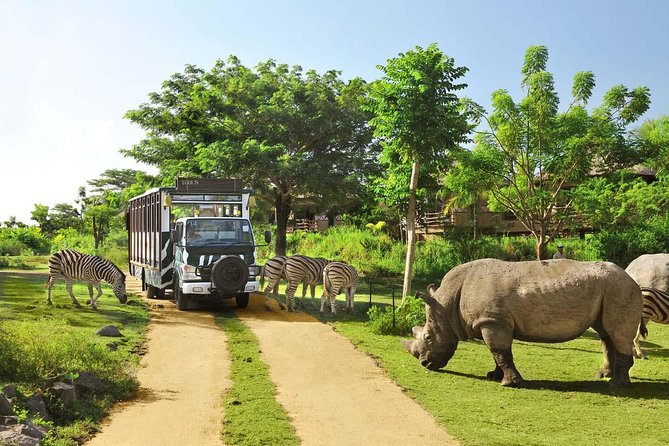 Bali Indonesia Marine and Safari Park