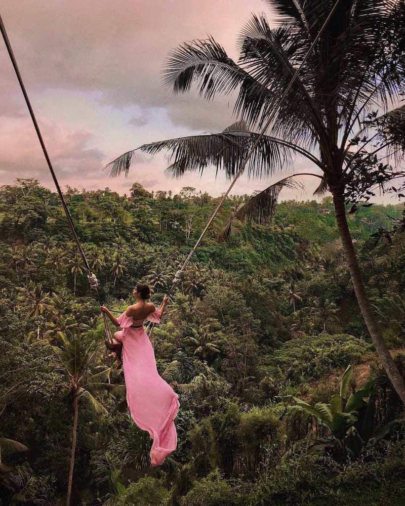 Bali Indonesia Bali Swing