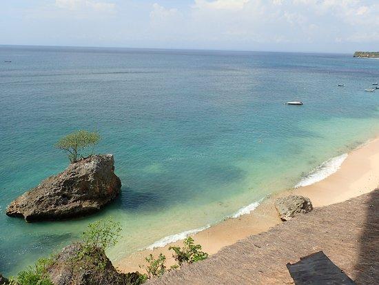 Bali Indonesia Bangin Beach