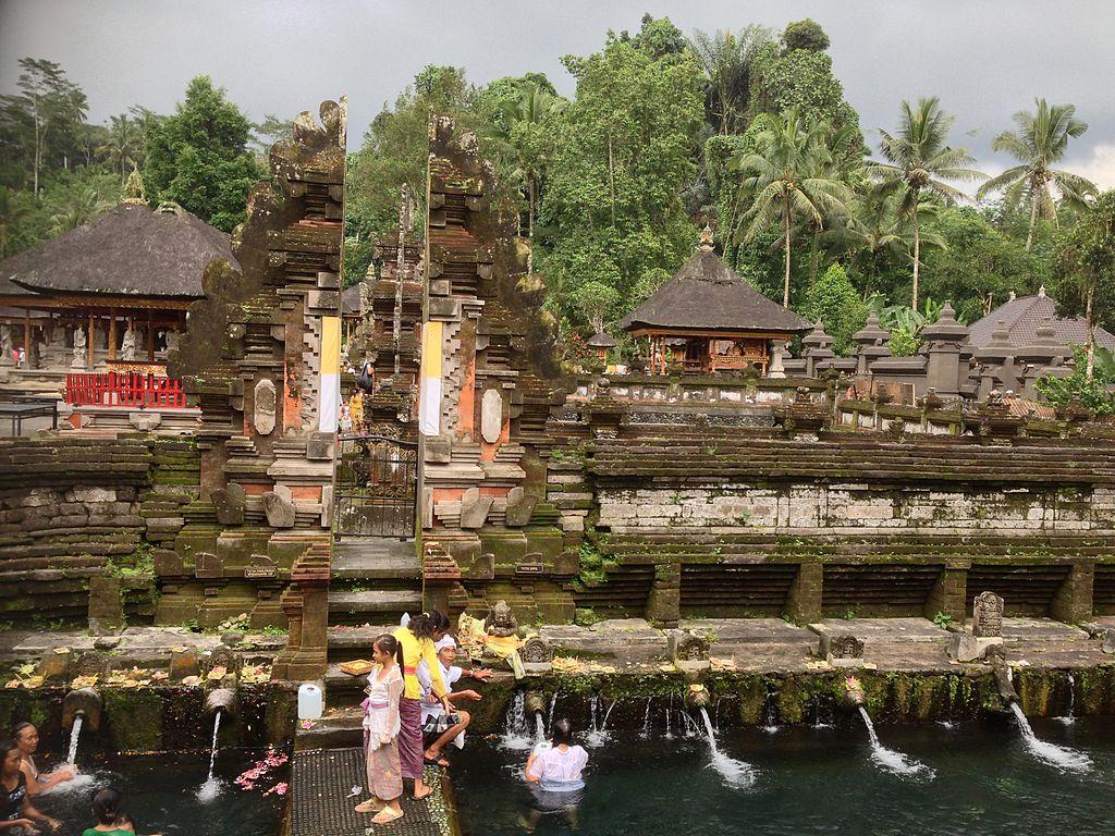 Bali Indonesia Tirta Empul