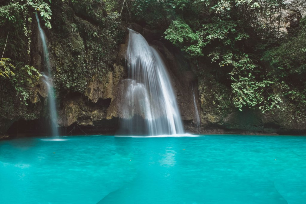 Kawasan Falls Cebu Philippines best places to visit in the Philippines