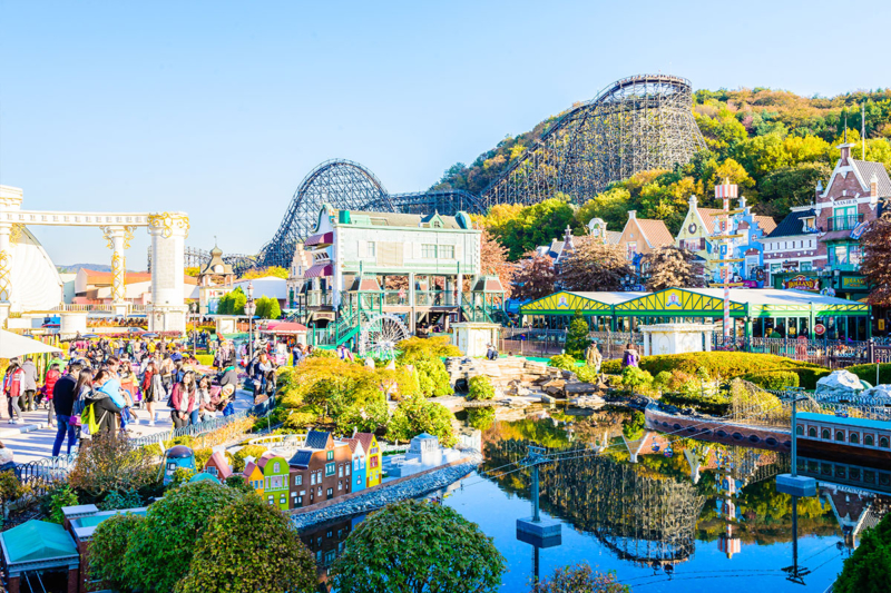 must visit amusement park in Seoul