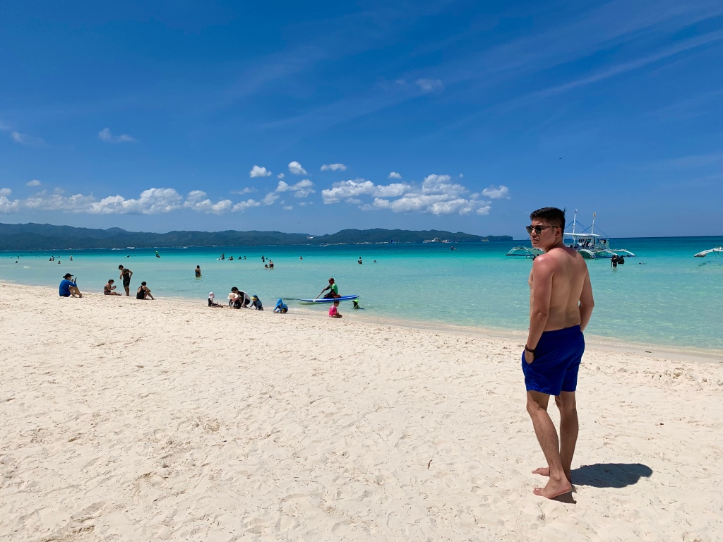 Boracay Island Philippines best places to visit in the Philippines