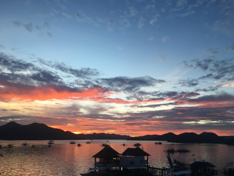 Best Sunset in Coron Palawan  Best Places to Visit in the Philippines