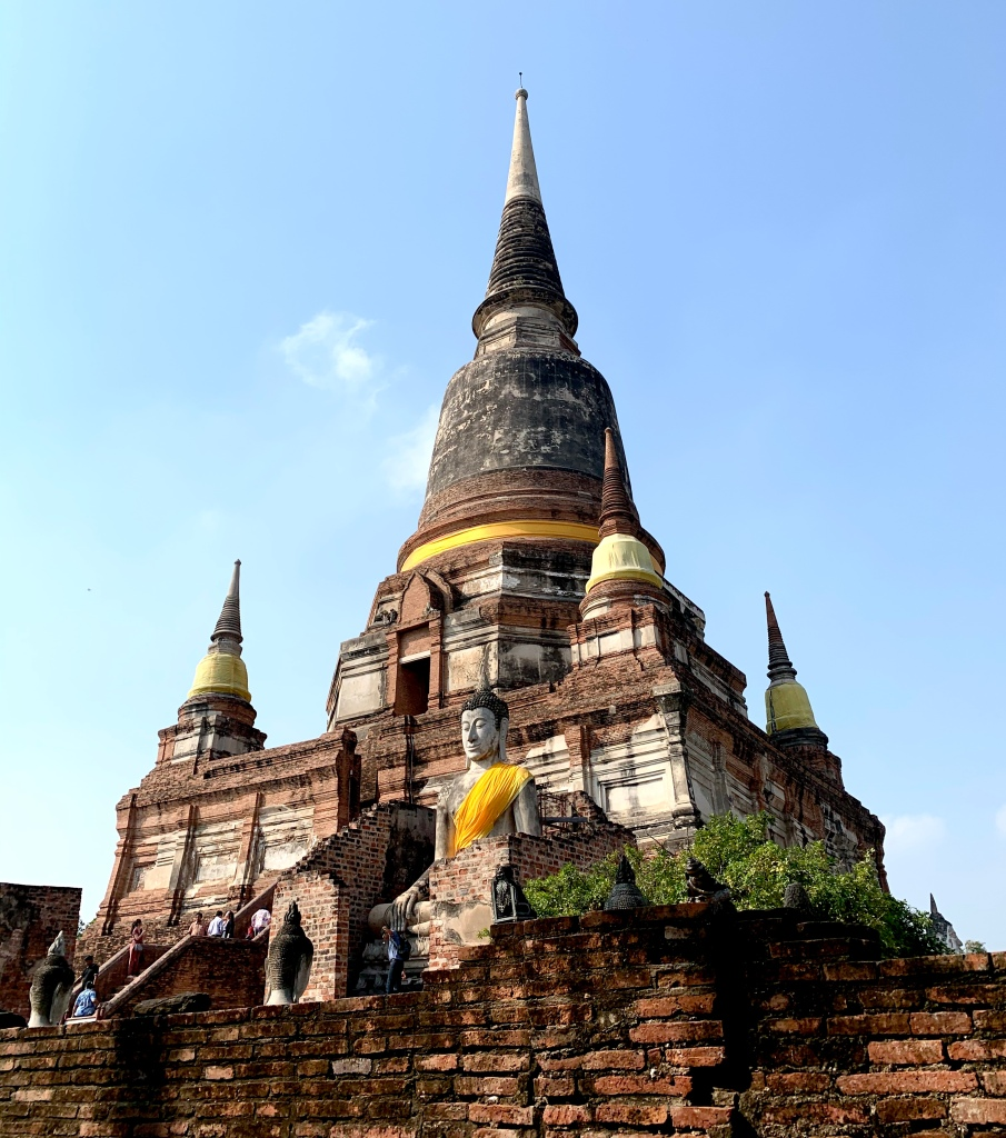 Must see temple in Ayutthaya Thailand