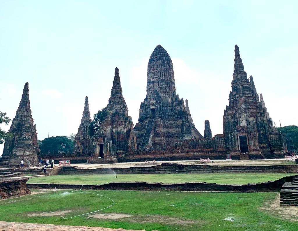 Best temple to visit in Ayutthaya Thailand