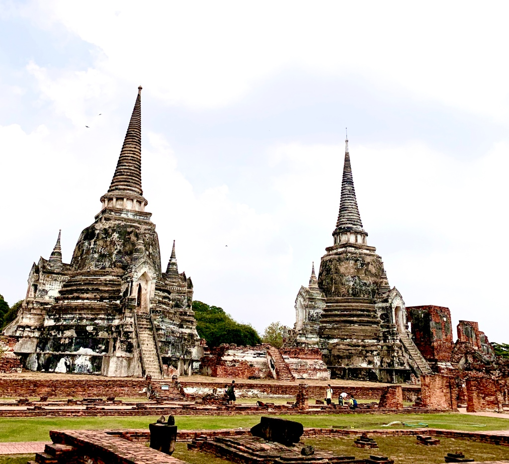 Best temple to visit in Ayutthaya Thailand