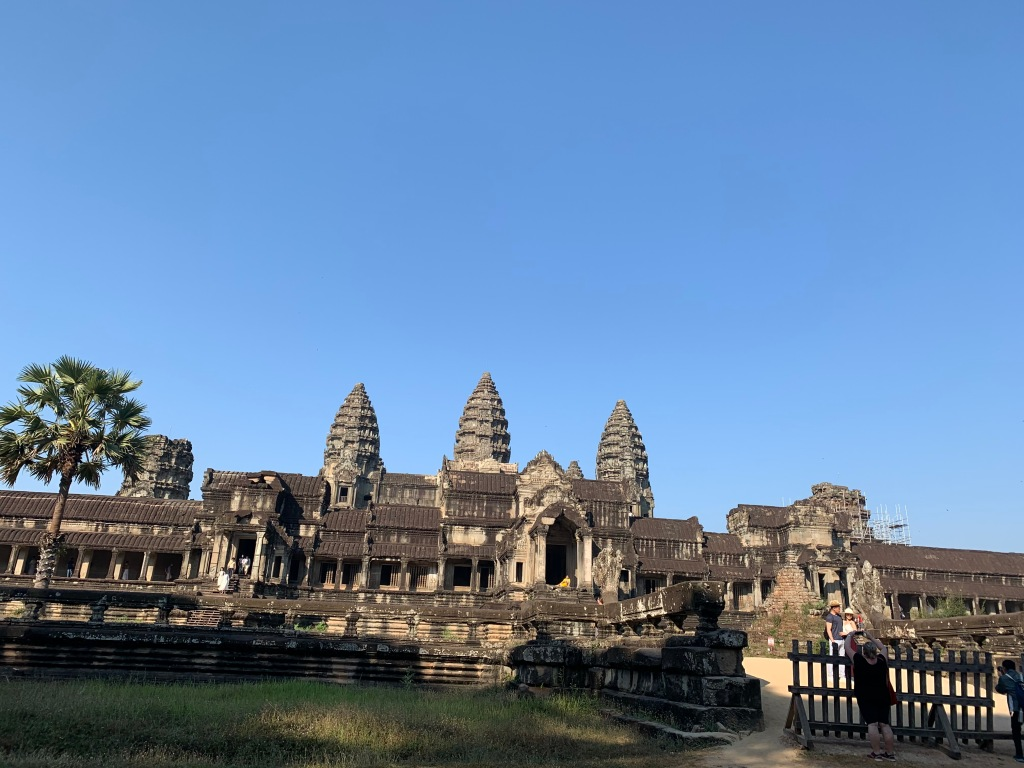 Angkor Wat Best Temples Cambodia