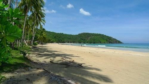 Beaches in Palawan