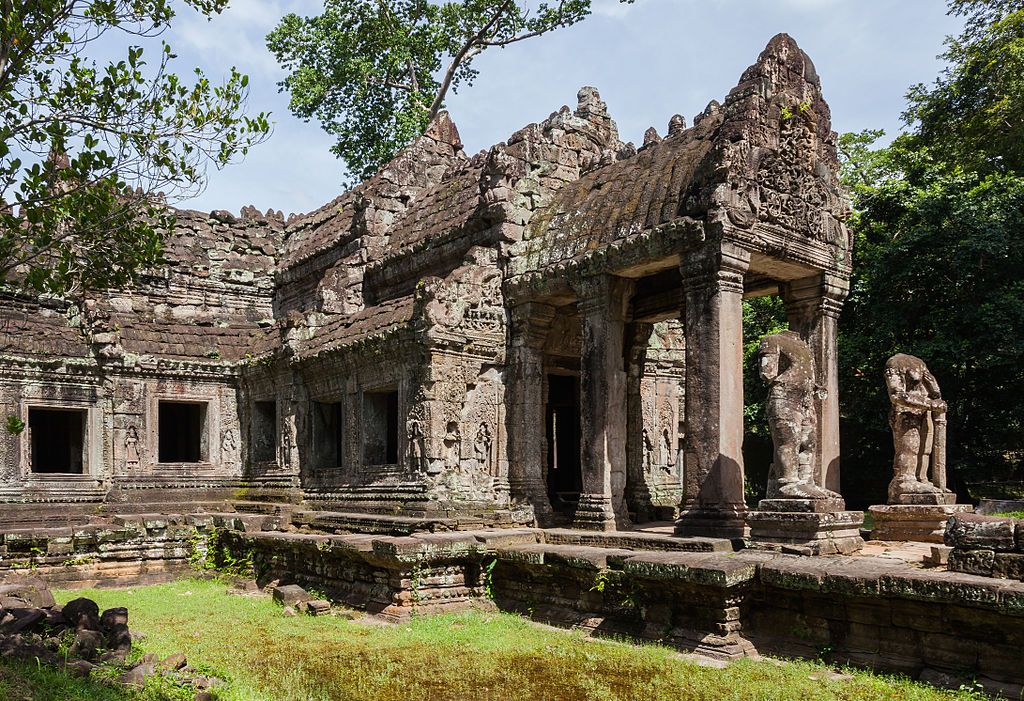 Must visit temples in Angkor Cambodia