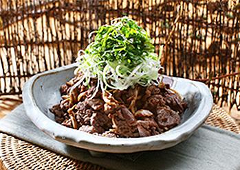 South Korea Food Bulgogi