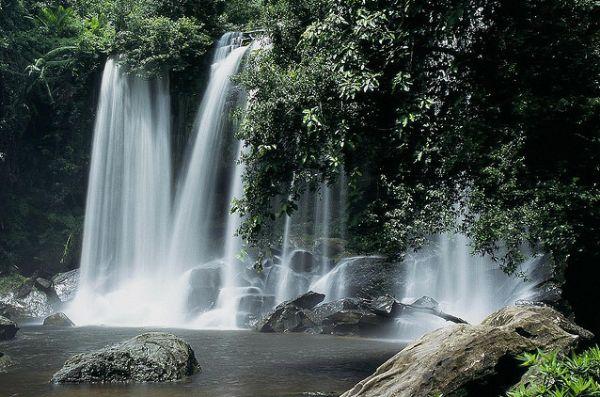Kulen National Park Siem Reap Cambodia