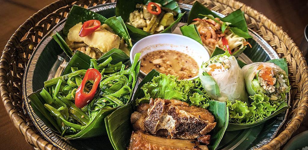 Cambodian Cuisine Food Siem Reap