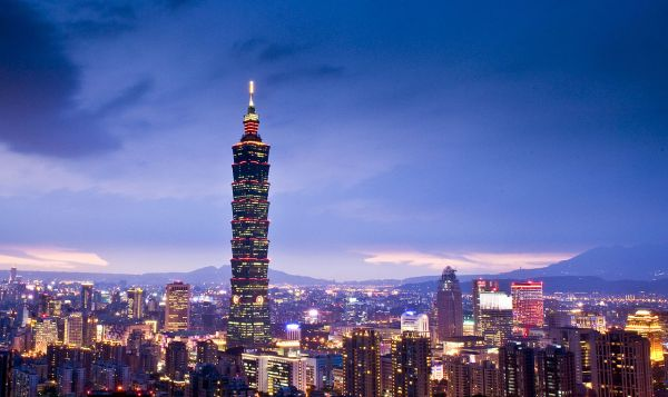 Taipei 101 Best places to visit in Taiwan