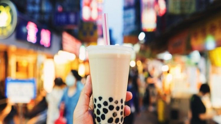 Bubble Tea Must Try Food Taiwan Best Food in Taiwan