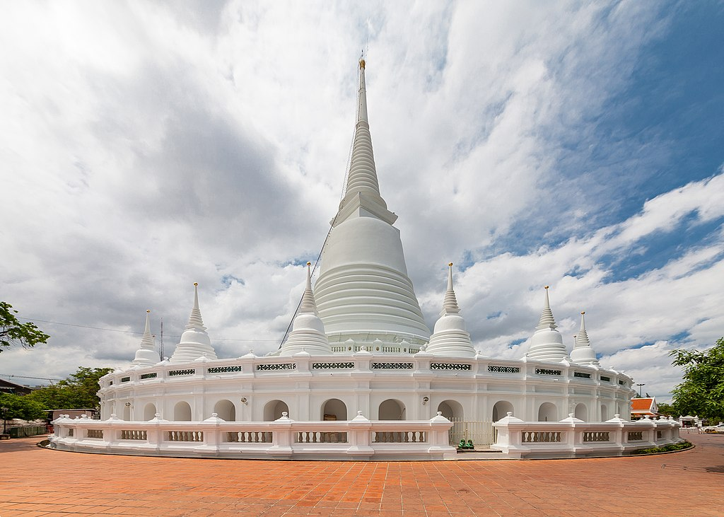 Temples to visit in Bangkok Thailand