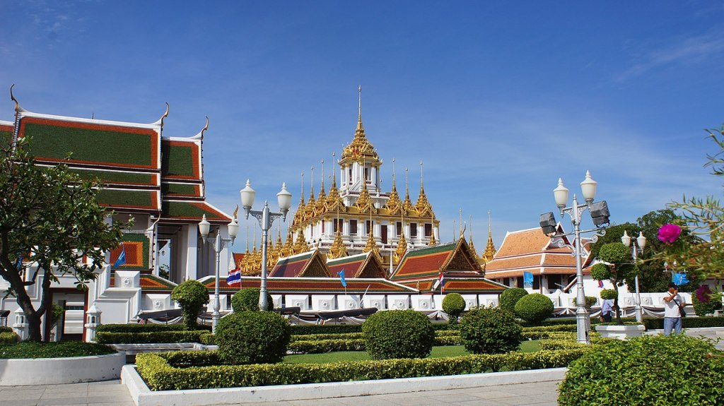 Best temples to visit in Thailand