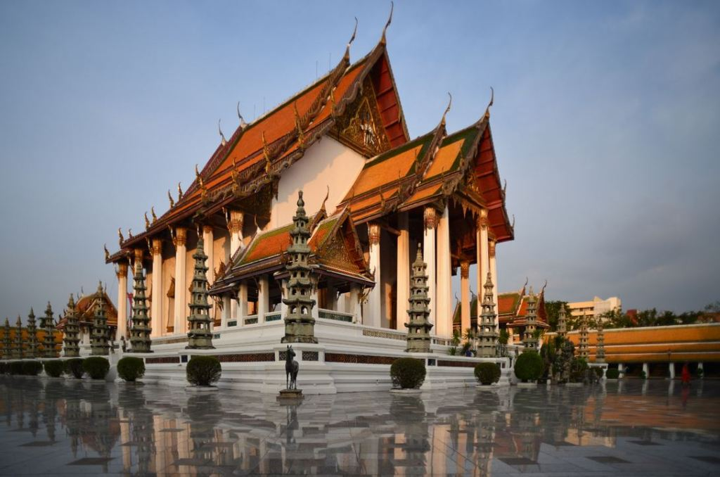 Must see temples Thailand