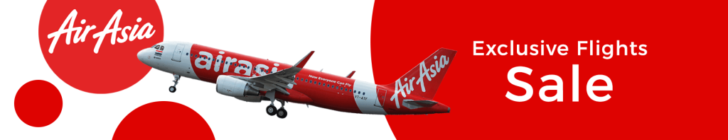 Air Asia Flights Sale