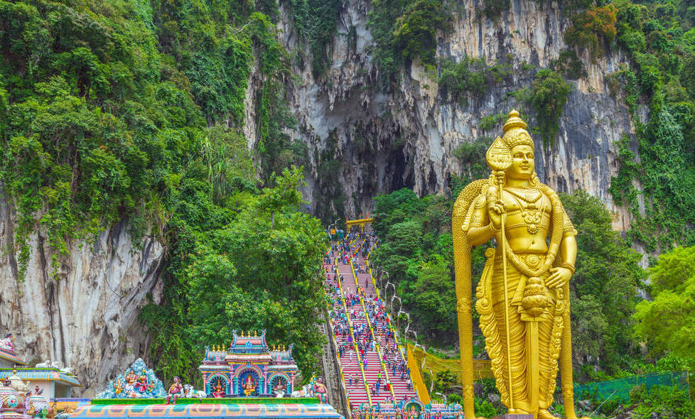 Batu Caves Malaysia Top 10 Places to Visit in Kuala Lumpur