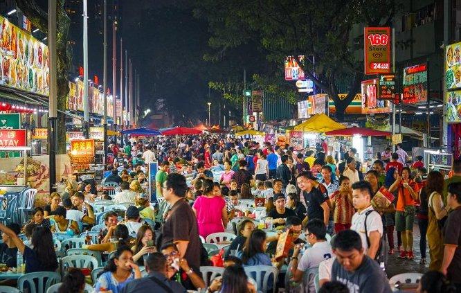 Jalan Alor Malaysia Top 10 Places to Visit in Kuala Lumpur