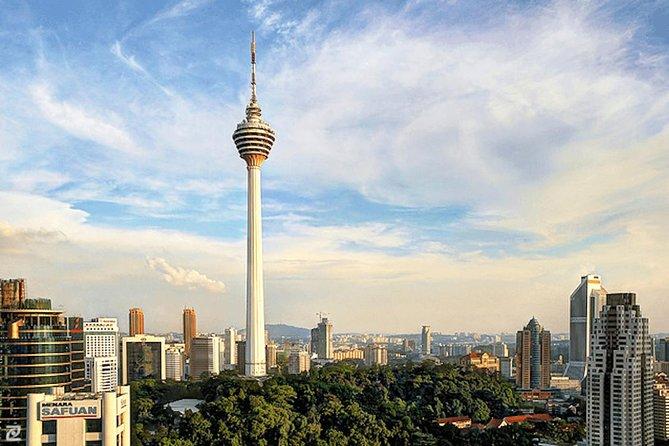 Menara KL Tower Top 10 Places to Visit in Kuala Lumpur