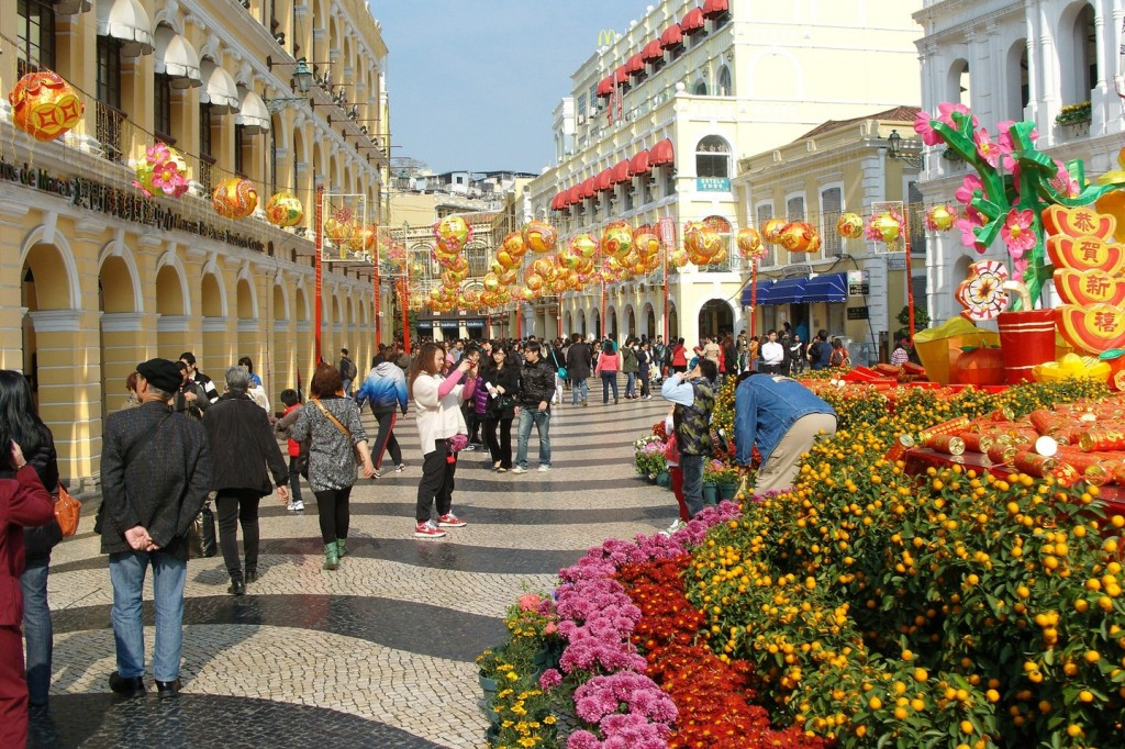 Senado Square Macau Top 10 Places to Visit in Macau