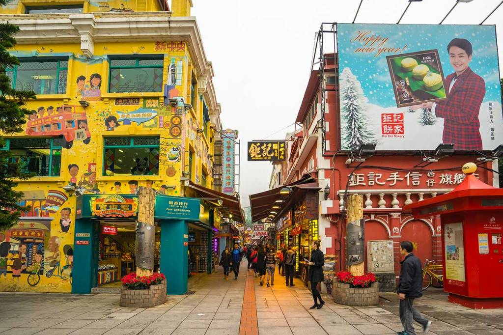 Taipa Village Macau Top 10 Places to Visit in Macau