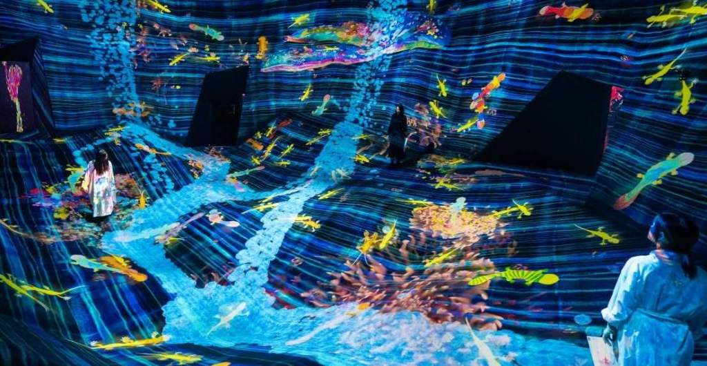 TeamLab Supernature Macau Top 10 Places to Visit in Macau